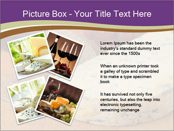 French Wine And Cheese PowerPoint Template - Slide 23