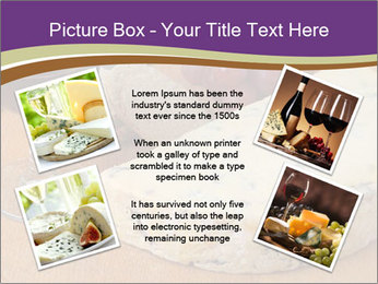 French Wine And Cheese PowerPoint Template - Slide 24