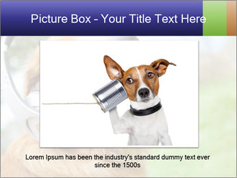 Dog In Headphones PowerPoint Template - Slide 15