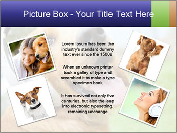 Dog In Headphones PowerPoint Template - Slide 24
