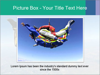 Jump With Parachute PowerPoint Templates - Slide 15