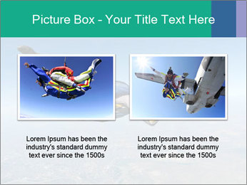 Jump With Parachute PowerPoint Templates - Slide 18