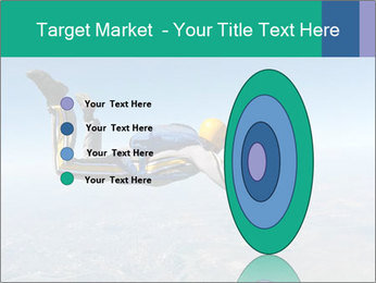Jump With Parachute PowerPoint Templates - Slide 84