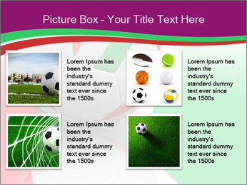 Football Competition PowerPoint Templates - Slide 14
