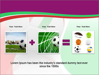 Football Competition PowerPoint Templates - Slide 22