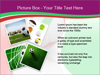 Football Competition PowerPoint Templates - Slide 23