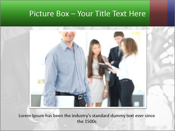 Handsome Man PowerPoint Template - Slide 16