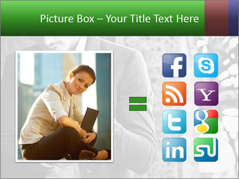 Handsome Man PowerPoint Template - Slide 21