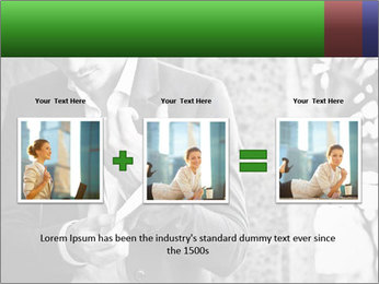Handsome Man PowerPoint Template - Slide 22