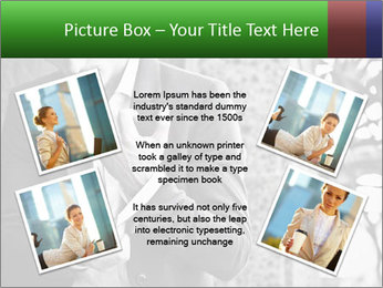Handsome Man PowerPoint Template - Slide 24