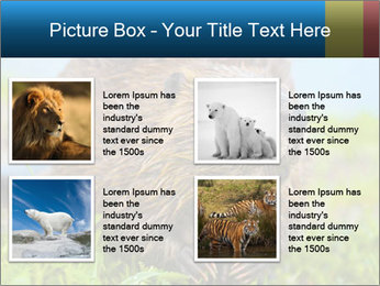 Wild Nutria PowerPoint Template - Slide 14
