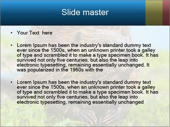Wild Nutria PowerPoint Templates - Slide 2