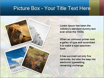 Wild Nutria PowerPoint Template - Slide 23