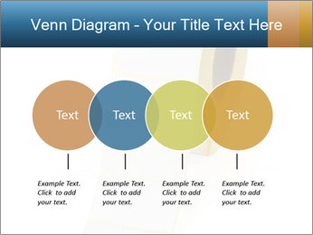 White Sticky Roll PowerPoint Template - Slide 32