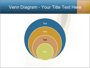White Sticky Roll PowerPoint Template - Slide 34