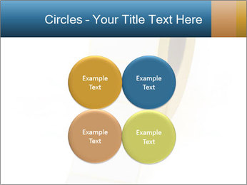 White Sticky Roll PowerPoint Template - Slide 38