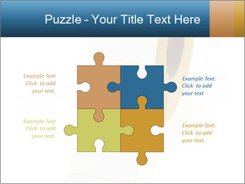 White Sticky Roll PowerPoint Template - Slide 43