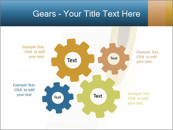 White Sticky Roll PowerPoint Template - Slide 47