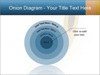 White Sticky Roll PowerPoint Template - Slide 61