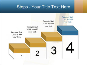 White Sticky Roll PowerPoint Template - Slide 64