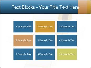 White Sticky Roll PowerPoint Template - Slide 68