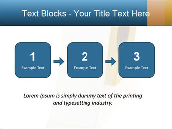White Sticky Roll PowerPoint Template - Slide 71