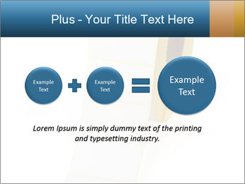 White Sticky Roll PowerPoint Template - Slide 75