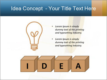 White Sticky Roll PowerPoint Template - Slide 80