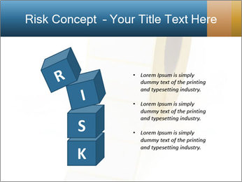 White Sticky Roll PowerPoint Template - Slide 81
