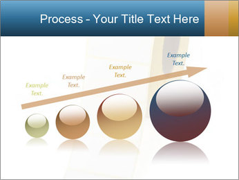 White Sticky Roll PowerPoint Template - Slide 87