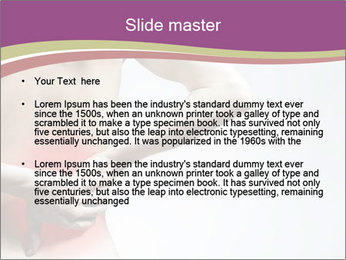 Injured Lowerback PowerPoint Template - Slide 2