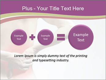 Injured Lowerback PowerPoint Template - Slide 75
