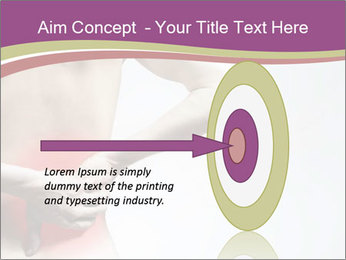 Injured Lowerback PowerPoint Template - Slide 83