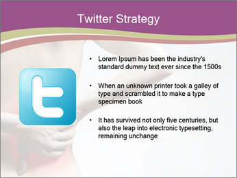 Injured Lowerback PowerPoint Template - Slide 9