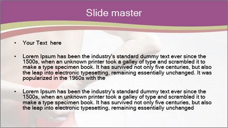 Injured Lowerback PowerPoint Template - Slide 2