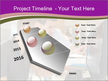 Teacher and student PowerPoint Template - Slide 26