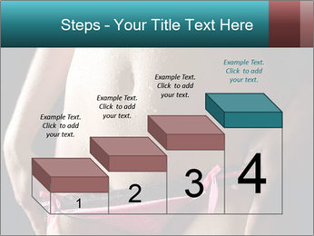 Woman Spripping PowerPoint Template - Slide 64