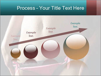 Woman Spripping PowerPoint Template - Slide 87