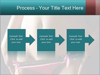 Woman Spripping PowerPoint Template - Slide 88