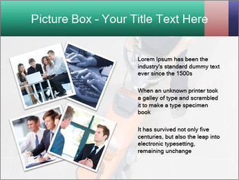 Busy Cleaner PowerPoint Template - Slide 23