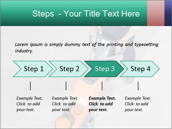 Busy Cleaner PowerPoint Template - Slide 4