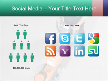 Busy Cleaner PowerPoint Template - Slide 5