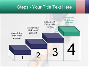 Busy Cleaner PowerPoint Template - Slide 64