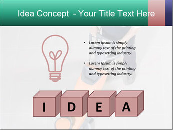 Busy Cleaner PowerPoint Template - Slide 80