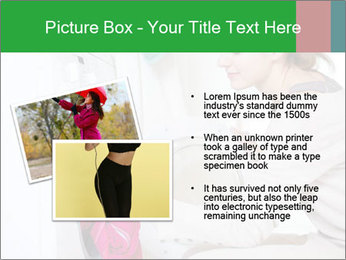 Woman Washing Dirty Clothes PowerPoint Template - Slide 20