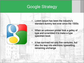 City Sketch PowerPoint Templates - Slide 10