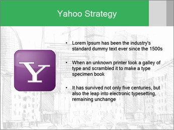 City Sketch PowerPoint Templates - Slide 11