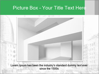 City Sketch PowerPoint Template - Slide 15