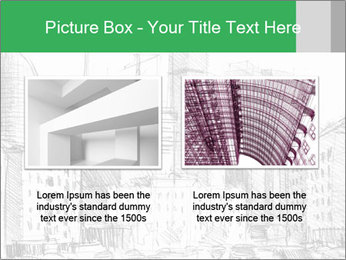 City Sketch PowerPoint Template - Slide 18
