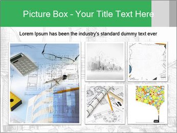 City Sketch PowerPoint Template - Slide 19